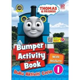 BUMPER ACTIVITY BOOK 1 < AKTIVITI CERIA 1 (WITH STICKERS) >
