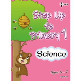 Step Up to Primary 1 Science (English)