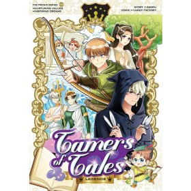 Tamers Of Tales 30: Legends