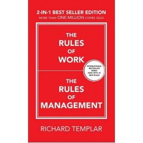 2-IN-1 The Rules Of Work & The Rules  Of Management *