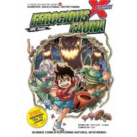 X-VENTURE XTREME XPLORATION 01: FEROCIOUS FAUNA