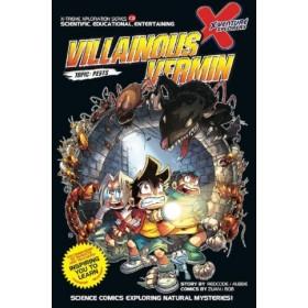 X-VENTURE XTREME XPLORATION 02: VILLAINOUS VERNIM