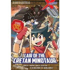 X-VENTURE THE GOLDEN AGE OF ADVENTURES 02: LAIR OF THE CRETAN MINOTAUR