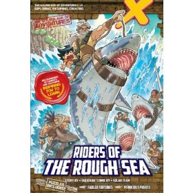 X-VENTURE GAA 05: RIDERS OF THE ROUGH SEA