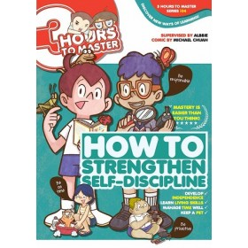 3 HOURS TO MASTER 04: HOW TO STRENGTHEN SELF-DISCIPLINE
