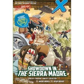 X-VENTURE GAA 11: SHOWDOWN IN THE SIERRA MADRE
