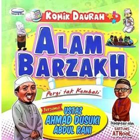 KOMIK DAURAH ALAM BARZAKH
