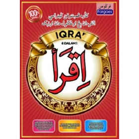 IQRA' JILID 1-6 RASM UTHMANI