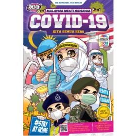 SEAM : COVID-19 KITA SEMUA HERO