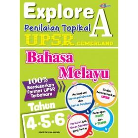 Tahun 4,5,6 Explore A Penilaian Topikal Bahasa Melayu