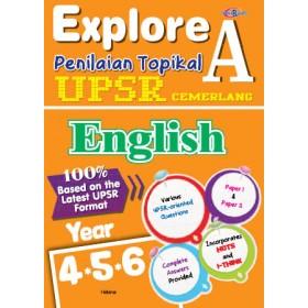 Tahun 4,5,6 Explore A Penilaian Topikal English