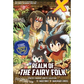 X-VENTURE GAA 20: REALM OF THE FAIRY FOLK