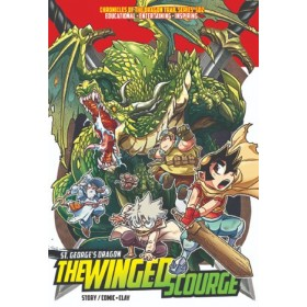 X-VENTURE CHRONICLES OF THE DRAGON TRAIL 02: THE WINGED SCOURGE