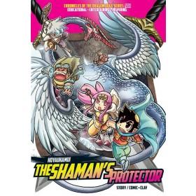 X-VENTURE CHRONICLES OF THE DRAGON TRAIL 04: THE SHAMAN'S PROTECTOR: HOYAUKAMUI