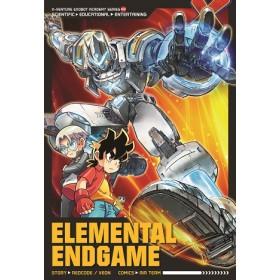 X-VENTURE EXOBOT ACADEMY 12: ELEMENTAL ENDGAME