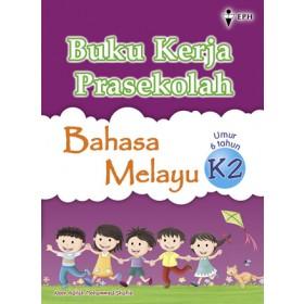 K2 Buku Kerja Prasekolah Bahasa Melayu