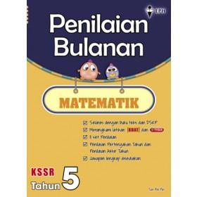 Primary 5 Penilaian Bulanan Matematik