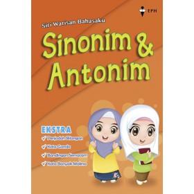 Siri Warisan Bahasaku Sinonim & Antonim