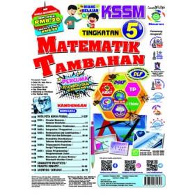 TINGKATAN 5 RIANG BELAJAR MATEMATIK TAMBAHAN (BILINGUAL)