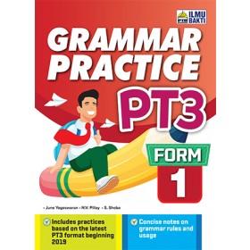 TINGKATAN 1 GRAMMAR PRACTICE PT3