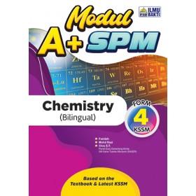 TINGKATAN 4 MODUL A+ SPM CHEMISTRY (BILINGUAL)