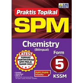 TINGKATAN 5 PRAKTIS TOPIKAL SPM CHEMISTRY(BILINGUAL)