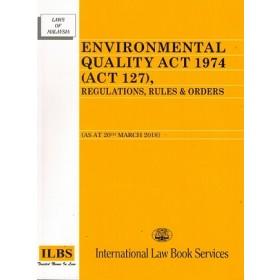 ENVIRONMENTAL QUALITY ACT 1974 (ACT 127)