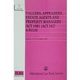VALUERS, APPRAISERS, ESTATE AGENTS