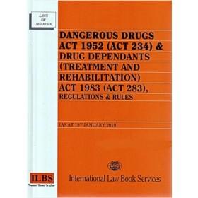 DANGEROUS DRUGS ACT 1952 (ACT 234)