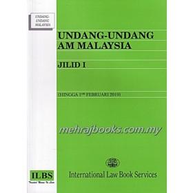 UNDANG UNDANG AM MALAYSIA JILID 1