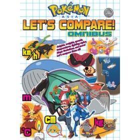 Pokemon Let's Compare Omnibus