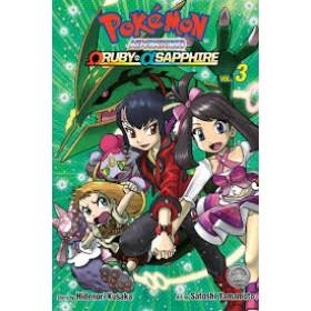 Pokemon Adventures ? Ruby .? Sapphire #3