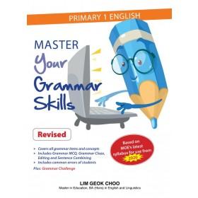 Primary 1 English: Master Your Grammar Skills
