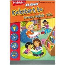 All About Kickstart To Primary Eng Vol 1