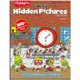 Eagle Eye Hidden Pictures Vol 1
