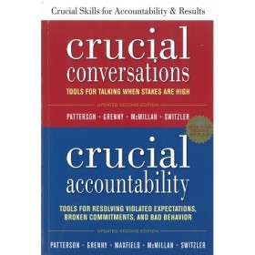 Crucial Conversations & Crucial Accountability