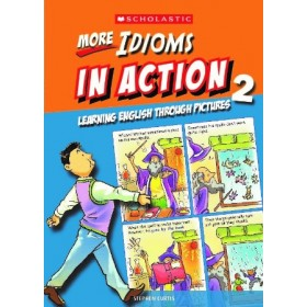 Book2  In Action Through Pictures More Idioms