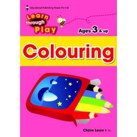 Learn Through Play:Colouring