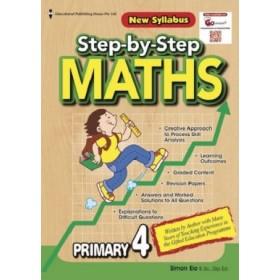 P4 Step-By-Step Maths (New Syllabus)