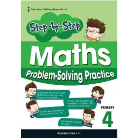 P4 Step-by-Step Maths Prob-solving Pract