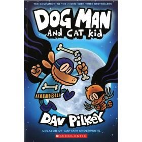 DOGMAN 04 DOG MAN AND CAT KID