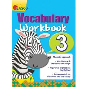 P3 Vocabulary Workbook 3
