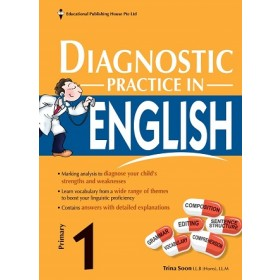 Primary 1 Diagnostic Practice In English