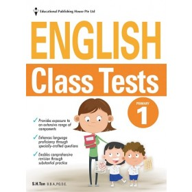 Primary 1 English Class Tests