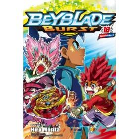 Beyblade Burst #18