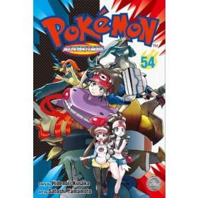 Pokemon Adventures #54