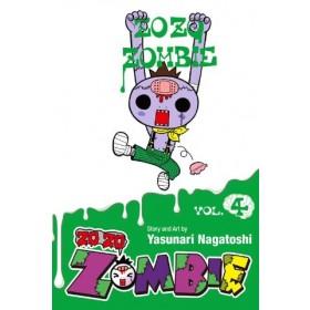 Zo Zo Zombie #4