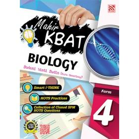 TINGKATAN 4 MAHIR KBAT BIOLOGY