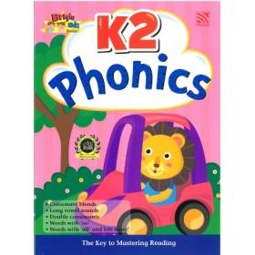 K2 BRIGHT KIDS BOOK - PHONICS