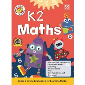 K2 BRIGHT KIDS BOOKS - MATHEMATICS